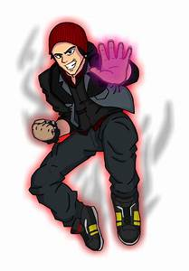 Delsin Rowe by GabPlaza on DeviantArt