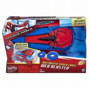 Amazon.com: Marvel The Amazing Spider-Man 2 Motorized ...