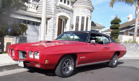 1970 Pontiac Gto For Sale In Huntington Beach, California