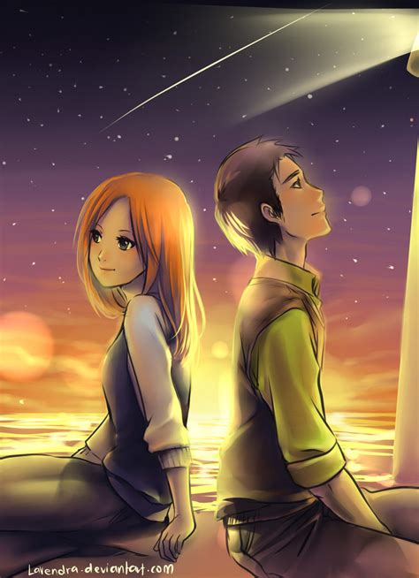 Fanart To The Moon By Lavendra On Deviantart
