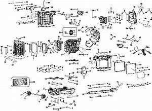 Ryobi Ryi2200 Parts List And Diagram   Ereplacementparts Com