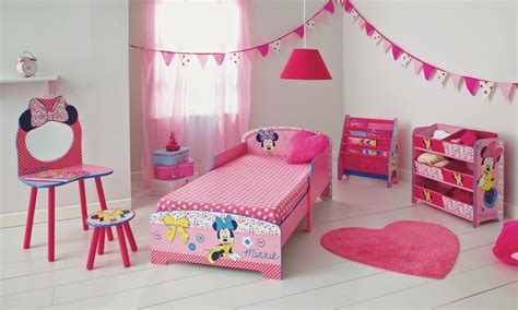 Minnie Mouse Bedroom Set For Toddlers  Coolest Minnie