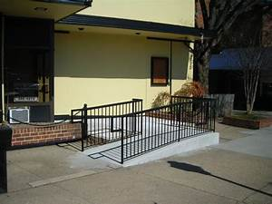 Ada And Wheelchair Ramps