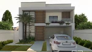 Projeto Casa Sobrado Alto Padrao Terreno 12x25 200 Metros Construcao Condominio Ipe Limeira