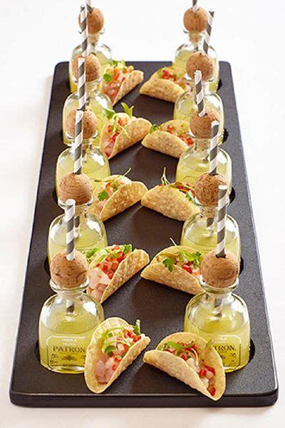 mini canape ideas best 25 wedding appetizers ideas on diy