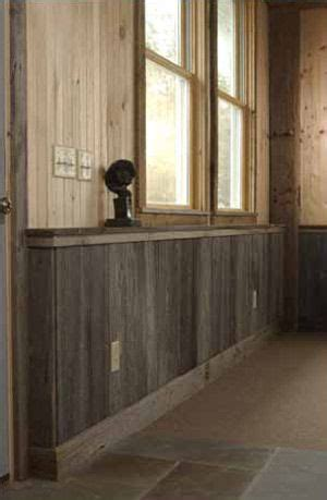 natural color barn wood interior cafe wood