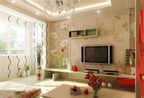 wallpaper design  living room   liven   room inspirationseekcom
