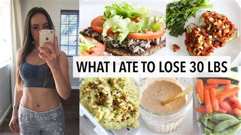 ate  lose  lbs   weeks youtube