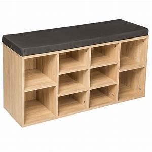 Meuble A Chaussure Banc : meuble chaussures avec banc id es de d coration ~ Melissatoandfro.com Idées de Décoration