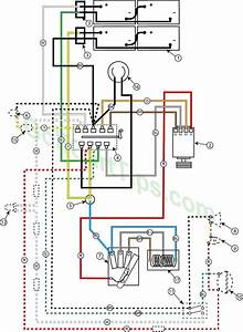Troubleshooting Cushman Golfsters 1954-58 Wiring Diagrams