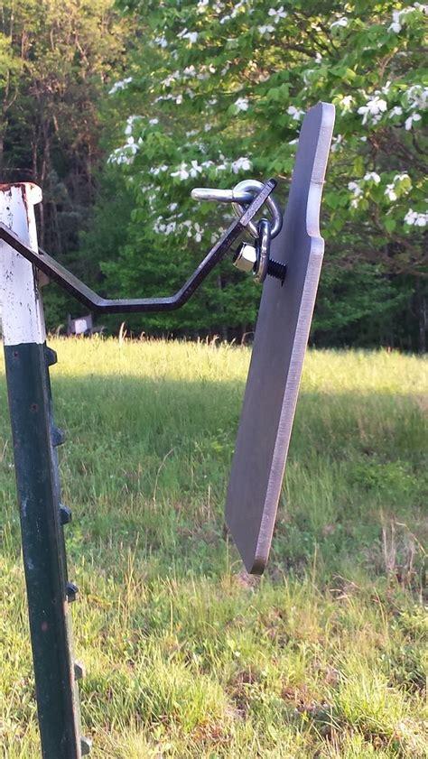silhouette steel target kit ar  hang fast targets