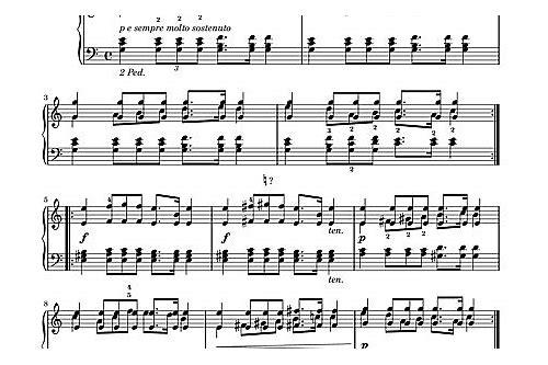 baixar de partituras de piano digitalizadas