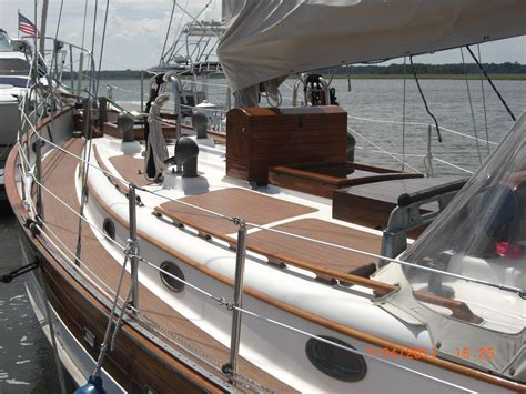 Boat Loan Over 10 Years Old by 1985 Hans Christian 38t Sail New And Used Boats For Sale