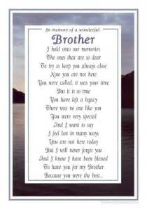 Missing My Brother in Heaven Poems Quotes Images