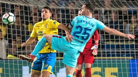Barcelona 5 0 Las Palmas | Fitweb