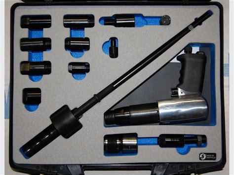 verkstedutstyr diesel dyse utdrager med lufthammer og adaptere 6263