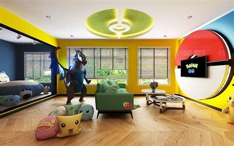 pokemon themed tampines flat  insane centrepiece element rooms mothershipsg news