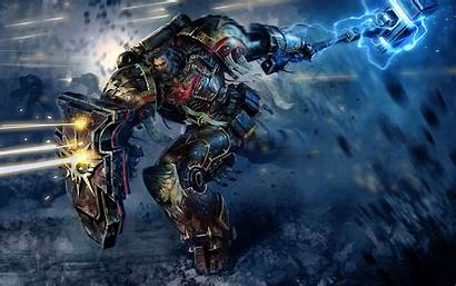 Sci Fi Fantasy Iphone Dark Warrior Warhammer