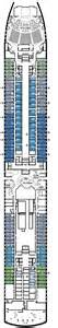 ms westerdam deck plans cruisekings