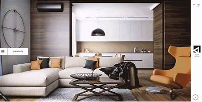 Interior Websites Architecture Andrey