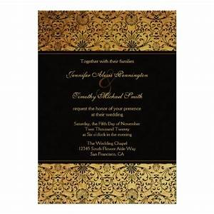 108 best images about elegant wedding invitations on With gold damask printable wedding invitations kit