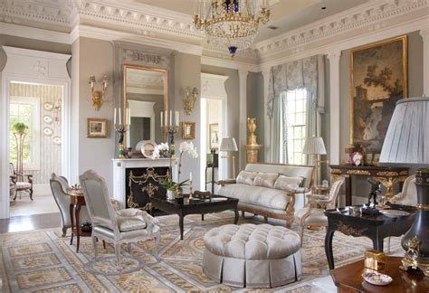 colonial style living room ideas palatial federal style mansion in houston idesignarch