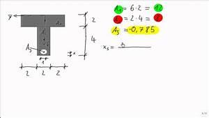 Schwerpunkt Berechnen Formel : mechanik schwerpunkt fl che mit fehlfl che youtube ~ Themetempest.com Abrechnung