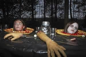 Scary Haunted Hayride Ideas