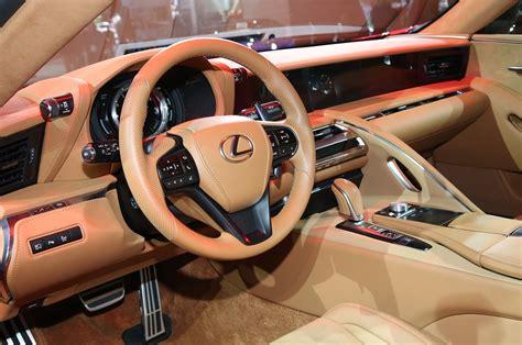 lexus lc interior 2016 lexus ls460 autos post