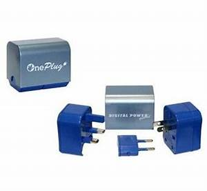 Adaptateur Universel Prise électrique : digpower adaptateur prises universel one plug prise ~ Edinachiropracticcenter.com Idées de Décoration
