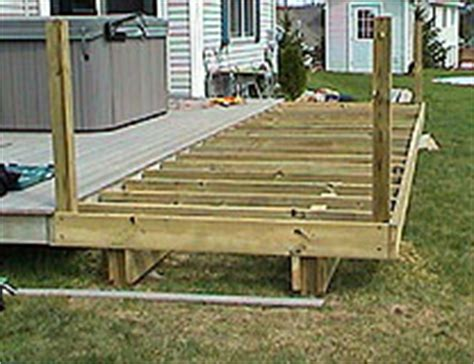 deck and porch do it yourself projects build a deck