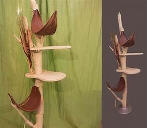 Katzenbaum QuotSchalequot Katzenbaum Design Treestyle