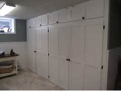 Basement Laundry Room Interior Remodel Carrie Greene Interior Design Interior Designers Decorators