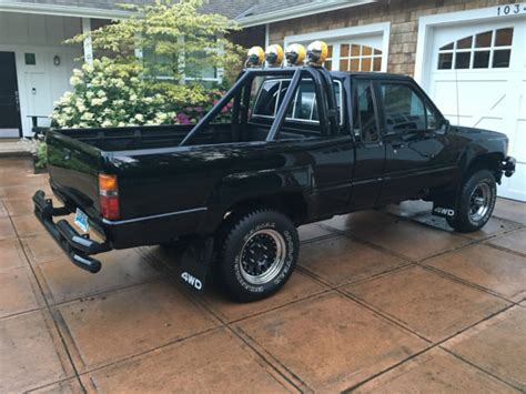 Back To The Future 1985 Toyota Sr5 For Sale by 1985 Toyota Sr5 Up Back To The Future Marty Mcfly