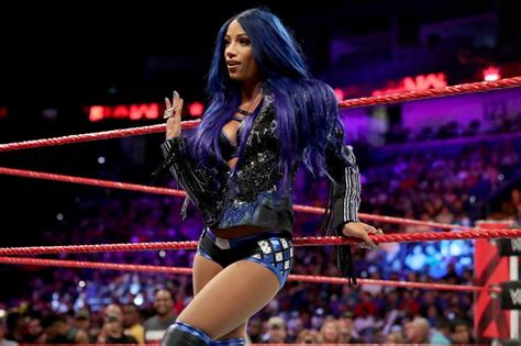 Sasha Banks Comments on Appearing in New Trailer for 'The ...