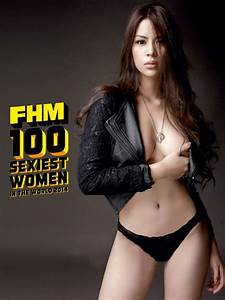 FHM Philippines - Special 100 Sexiest Women in the World ...