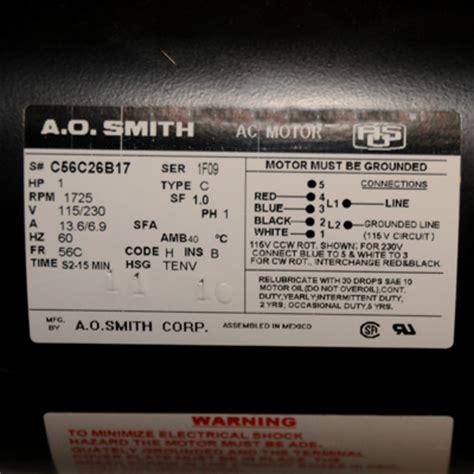 Smith Boat Lift Motor Wiring Diagram