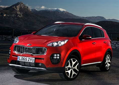 Kia Sprotage by Kia Sportage Review Parkers