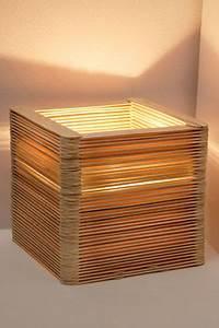 Lichtobjekte Aus Holz : lampe selber bauen aus metalldraht papier oder holz diy ~ Sanjose-hotels-ca.com Haus und Dekorationen