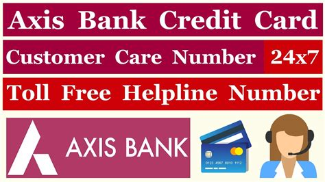 Check spelling or type a new query. Axis Bank Credit Card Customer Care Number   24x7 Toll Free Helpline Contact Number - YouTube