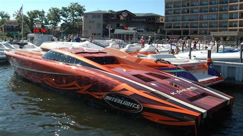 Performance Boats Lake Of The Ozarks by The Evolution Of Performance Lakeexpo Lake News