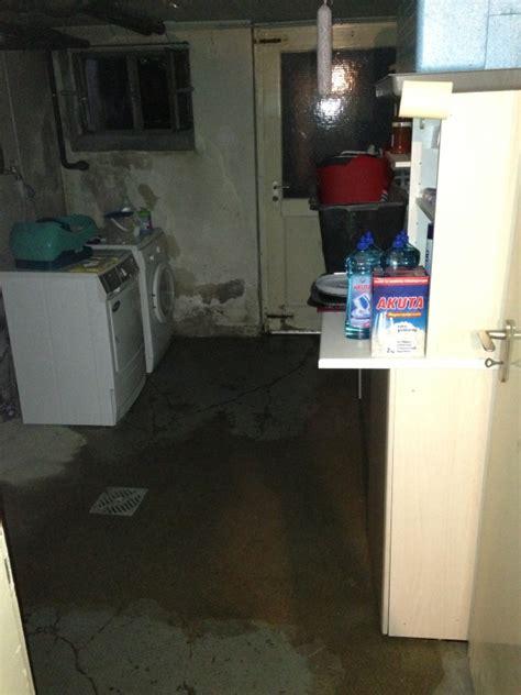keller unter wasser allgemein bautrockner drainage