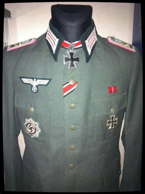 vareuse d epoque officier panzerj 196 ger d 233 corations
