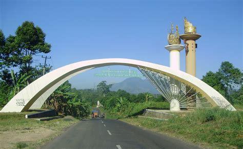 kotabumi kabupaten lampung utara bumi nusantara