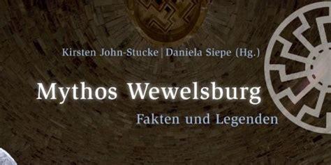Wewelsburg  Mythos Wewelsburg  Fakten Und Legenden