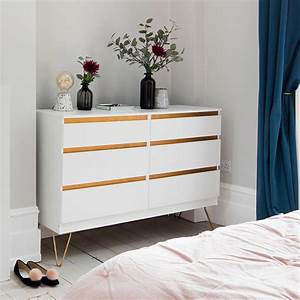 Ikea Malm Hack : 25 ikea hacks simple updates on best selling basics that anyone can do ~ Watch28wear.com Haus und Dekorationen