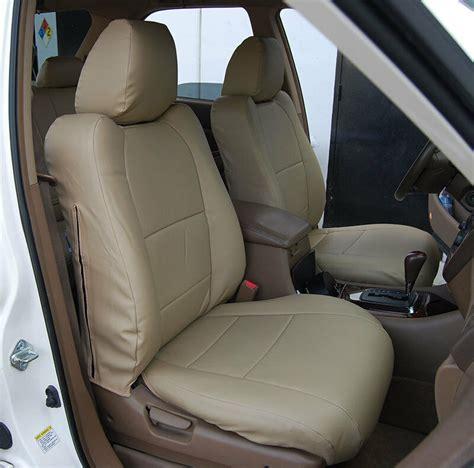 acura mdx   leather  custom fit  seat