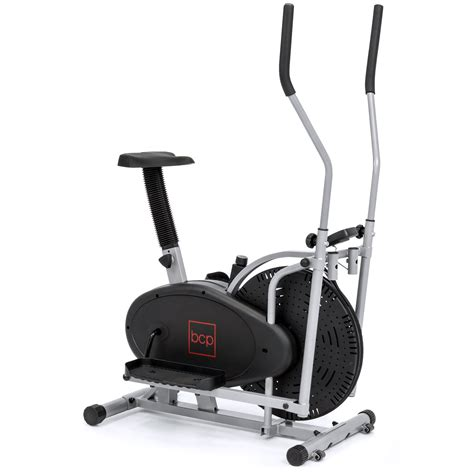Best Choice Products 2-in-1 Elliptical Trainer and ...