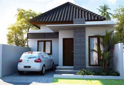 rumah sederhana minimalis modern ndik home