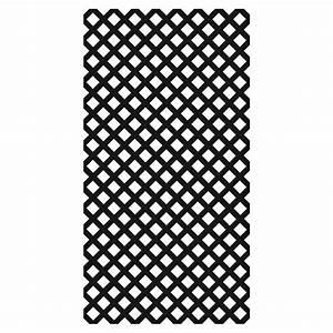 Veranda 0 2 in x 48 in x 8 ft Black Vinyl Classic